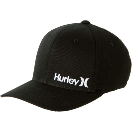 Skateboard Put on the Hurley Corp Flexfit Hat, have a few more shots of tequila, and ask that girl to dance. You didn't comb the snarls out of your mullet for nothing. - $21.56