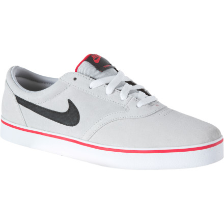 Skateboard The Nike Vulc Rod Skate Shoe is the vulcanized twin brother of the cupsole version of P Rod's long-lasting, super-comfy, and superbly fitting skate shoe. - $45.47
