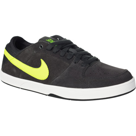 Skateboard Equipped with high-rebounding Lunarlon construction, a super-durable upper, and super-clean looks to match, the Nike Mavrk 3 Skate Shoe is sure to be a king in your land of kicks. From pushing a skateboard to pushing your style limits, the Mavrk 3 will hit the mark. - $44.97