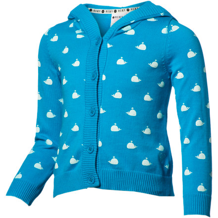 Surf Roxy Dilly Dally Hoodie - Girls' - $27.30