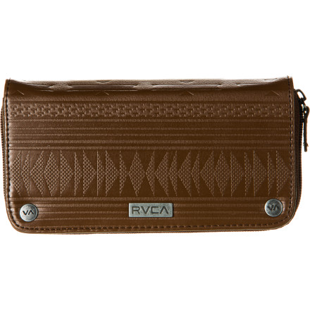 Entertainment RVCA Beam Wallet - Women's - $35.95