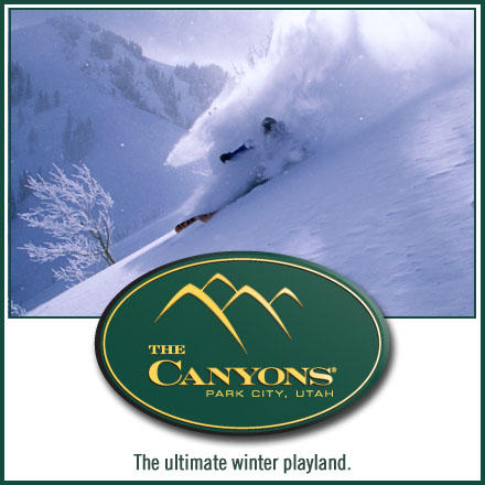 Ski The Canyons Ski Resort, located outside Park City, UT, offers 3700-acres of skiable terrain ranging from beginner groomers to big bowls to an award-winning terrain park to stomach-churning steeps. With 17 lifts, 146 runs, 3100-plus feet of vertical, eight mountain peaks, and an annual snowfall of 355 inches, you'll be sure to find more skiing and snowboarding fun than you ever thought possible at one resort. Save time and money by purchasing your discounted lift tickets to The Canyons online through Backcountry.com. We'll mail them right to your house, and they're valid any day through the 2012/2013 season. When you're ready to shred, grab your tickets and head straight for the liftsno waiting in line with a voucher. - $82.00