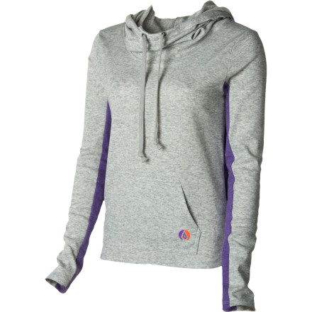 Surf You can wear a thermal with anything, layer it up on chilly days, or pair it with sweats on a lazy, sofa-bound morning. The Volcom Women's Stone Only Thermal Hooded Shirt does the thermal one better with a cozy hood and pocket. Cool, comfy, and casually stylish....it doesn't get much better than that. - $19.73