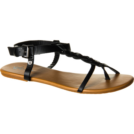 Entertainment Originally designed by an Eskimo in the mid-17th century, the Hot Summer Sandal was a misunderstood failure. Having rediscovered it in early 2012, Volcom hopes that the design will enjoy more success this time around. - $39.96