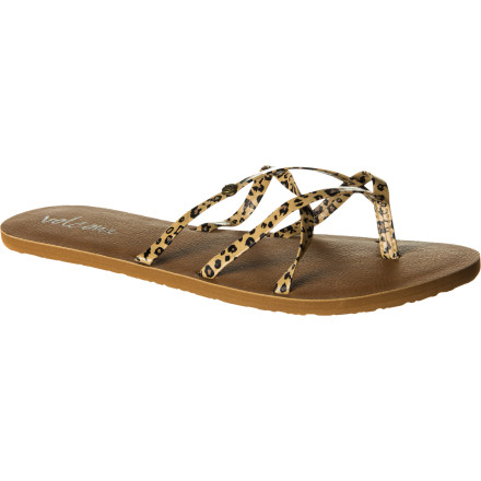 Entertainment You'll be bummed out when the fall comes because you won't be able to wear your Volcom New School Creedler Sandals anymore. Don't get too upset, though...they'll still be New School next spring. After all, that's the name. - $19.96