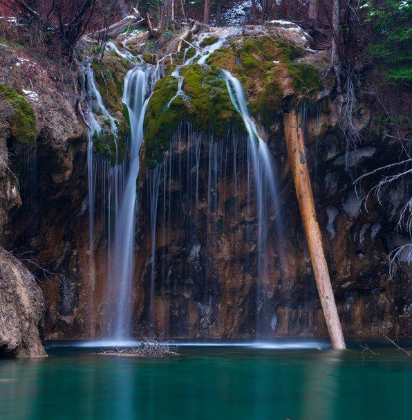 Camp and Hike Hanging Lake, Glenwood: