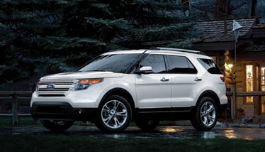 Auto and Cycle The Explorer Limited in White Platinum Metallic. WANT ONE