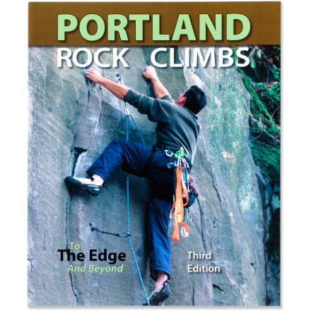 Climbing This edition takes a refreshing look at the premier rock climbing crags near Portland, Ore., with depth and detail rarely found in any climbing guide. - $19.95