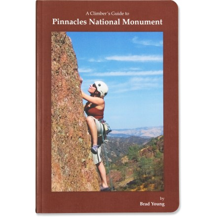 Climbing More than 800 routes are detailed in this climbing guide to Pinnacles National Monument. - $35.00