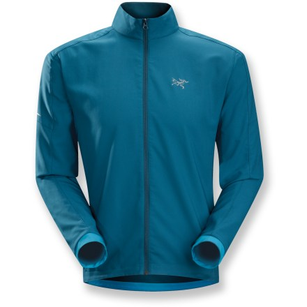 Fitness The Arcteryx Accelero is a lightweight running jacked evolved to the next level. - $103.93
