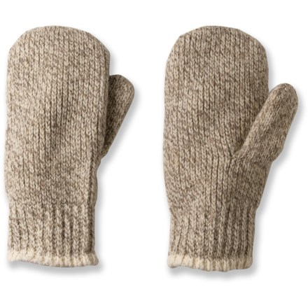Motorsports The Fox River Double Ragg mittens combine heavy-weight ragg wool exteriors with soft terry linings to keep your hands warm when the temperature drops. - $24.95