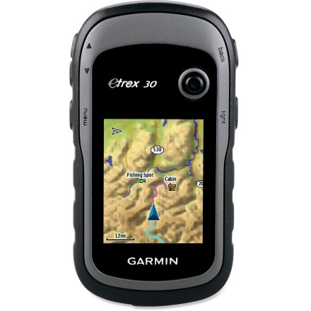 Camp and Hike Packed with features like a 3-axis compass, pressure-based altimeter and wireless communication, this compact GPS offers full functionality for epic backcountry treks and true off-trail expeditions. - $39.93