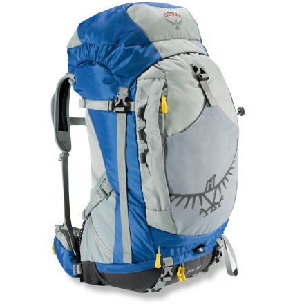 Camp and Hike Not just a scaled-down adult pack, the Ace 48 pack from Osprey was designed to fit children's dimensions and proportions--and it grows with them! - $119.93