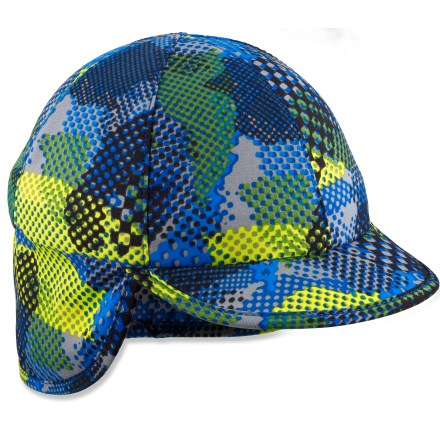 The REI Flap hat offers full coverage to help protect young heads from the sun's harmful rays. - $3.83