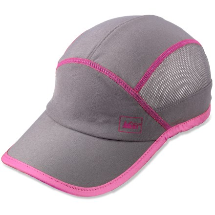 The ventilated REI Sport cap will help girls avoid getting overheated so they can play longer and stay cool. - $18.50
