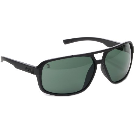 Entertainment VonZipper Decco sunglasses wrap your eyes in comfortable protection from sun, wind and debris, in an impact-resistant design engineered to last. - $90.00