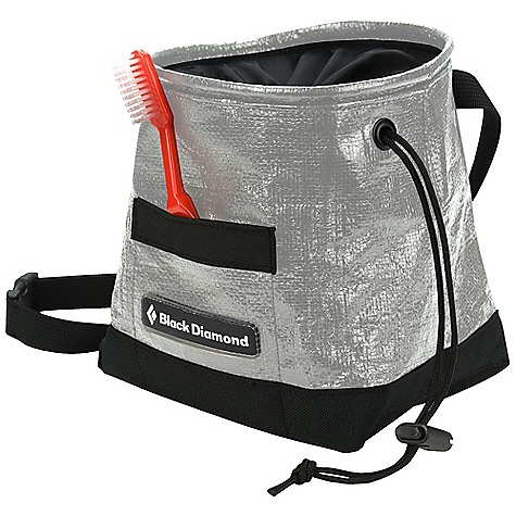 Climbing Black Diamond Gorilla Chalk Bag FEATURES of the Black Diamond Gorilla Chalk Bag Durable, high density, polyethylene fabric Stout size sits stable Webbing belt - $25.95