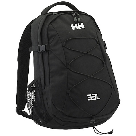 Free Shipping. Helly Hansen Dublin Back Pack FEATURES of the Helly Hansen Dublin Back Pack Highly durable nylon main fabric External, elastic draw cord for extra storage Mesh side pockets Two inside compartments Adjustable straps Top handle Duraflex buckles Padded back and straps Compression cord 2 external compartments - $55.00