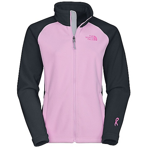Fitness On Sale. Free Shipping. The North Face Women's Pink Ribbon Khumbu Jacket DECENT FEATURES of The North Face Women's Pink Ribbon Khumbu Jacket Zip-in compatible integration with complementing garments from The North Face Full-front zip with wind flap Two secure zip hand pockets Hem cinch-cord The SPECS Average Weight: 23.3 oz / 660 g Center Back Length: 25.5in. TKA 300 fleece This product can only be shipped within the United States. Please don't hate us. - $66.99