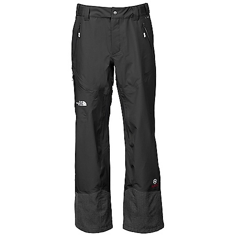 Snowboard Free Shipping. The North Face Men's Enzo Shell Pant DECENT FEATURES of The North Face Men's Enzo Shell Pant Waterproof, breathable, fully seam sealed Recco avalanche rescue reflector Polyurethane (PU) waterproof, laser-cut, bonded zips Adjustable waist tabs Polyurethane (PU) hand and thigh zip pockets Polyurethane (PU) Inner thigh vents Gaiter tension strap and boot hook Chimney Venting system Reinforced edge guards Pant-a-lock compatible The SPECS Average Weight: 23.81 oz / 675 g Inseam: short: 30in., regular: 32in., large: 34in. 40D 118 g/m2-100% nylon 3L Gore-Tex Pro ripstop weave with a micro grid woven backer This product can only be shipped within the United States. Please don't hate us. - $399.00
