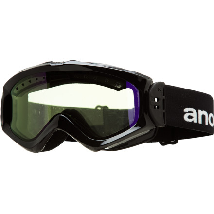 Ski With the Anon Majestic Asian Fit Goggle, annoying gaps, sliding goggles, and looking like some kind of human-insect hybrid will be a thing of the past. Tailored for smaller female adult faces, the Majestic Asian Fit Goggle features enhanced triple layer face foam to help the frame stay put all day. - $56.97