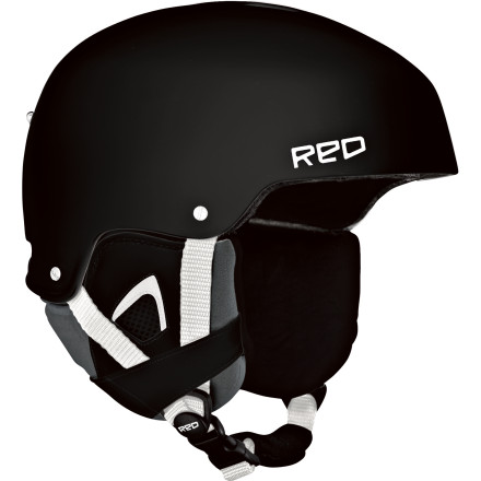 Entertainment The Red Cadet Helmet is a women's-specific design with a slim, team-driven silhouette for a low-profile, stylish look. A tough ABS shell resists dings and dents from being tossed in and out of cars and duffel bags, and provides fully certified protection for riders looking to push their limits. - $74.96