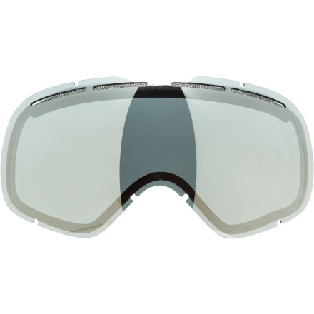 Ski Von Zipper Skylab Spherical Replacement Lenses let you turn your Skylab Goggles into a ready-for-anything, eye-protecting set of shades. Tune your set to match the conditions so you can see what you need to see whether you're riding under the sun or shredding during a storm. - $29.95