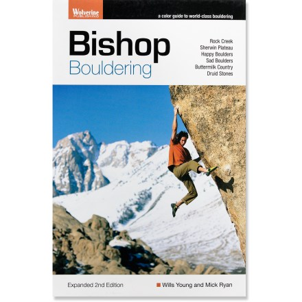 Climbing The expanded and updated Bishop Bouldering details more than 2,000 problems at this internationally popular climbing destination. - $37.50
