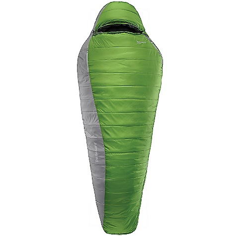Camp and Hike Free Shipping. Therm-A-Rest Centari 0 Sleeping Bag DECENT FEATURES of Therm-A-Rest Centari 0 Sleeping Bag The Centari sleeping bag provides extra warmth and comfort for cold sleepers and deep winter nights and synthetic insulation provides all-weather performance Able to integrate with Thermarest Sleeping Pads, via built-in connector sleeves The SPECS Temperature Rating: 0deg F / -18deg C En Lower Limit Rating: Men's: 11deg F / -12deg C En Lower Limit Rating: Women's: 23deg F / -5deg C Fill: EraLoft Shell: 30D Polyester with DWR Lining: 50D Polyester The SPECS for Regular Weight: 3 lbs 15 oz / 1800 g Fits Up To: 5 feet 10in. / 178 cm Girth: (Shoulder x Hip x Foot): 62 x 58 x 40in. / 158 x 147 x 102 cm Stuff Sack Size: 9 x 18in. / 23 x 46 cm The SPECS for Long Weight: 4 lbs 3 oz / 1910 g Fits Up To: 6 feet 4in. / 193 cm Girth: (Shoulder x Hip x Foot): 64 x 60 x 40in. / 163 x 152 x 102 cm Stuff Sack Size: 9 x 18in. / 23 x 46 cm This product can only be shipped within the United States. Please don't hate us. - $209.95