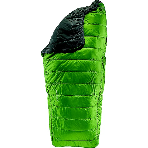 Camp and Hike Free Shipping. Therm-A-Rest Regulus 40 Blanket DECENT FEATURES of Therm-A-Rest Regulus 40 Blanket Comfortable: Blanket Construction offers free movement and temperature regulation. Warm: Insulated Baffles and an elasticized foot box create a seal around your mattress that keeps drafts at bay.M Versatile: Included Loop Kit allows a wide range of attachment options. Synthetic: Light, compressible eraLoft synthetic insulation stays warm and dry in wet conditions. The SPECS Temperature Rating: 40deg F / 4deg C Fill: EraLoft Shell: 30D Polyester with DWR Lining: 50D Polyester The SPECS for Regular Weight: 2 lbs 2 oz / 944 g Fits Up To: 5 feet 10in. / 178 cm Girth: (Shoulder x Hip x Foot): 50 x 50 x 21in. / 127 x 127 x 53 cm Stuff Sack Size: 8 x 8in. / 20 x 46 cm The SPECS for Long Weight: 2 lbs 14 oz / 1275 g Fits Up To: 6 feet 4in. / 193 cm Girth: (Shoulder x Hip x Foot): 58 x 58 x 24in. / 147 x 147 x 61 cm Stuff Sack Size: 9 x 18in. / 23 x 46 cm This product can only be shipped within the United States. Please don't hate us. - $149.95