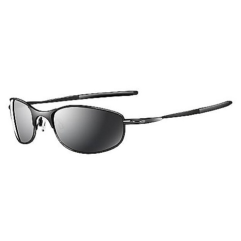 Entertainment Free Shipping. Oakley Tightrope Sunglasses FEATURES of the Tightrope Sunglasses by Oakley Oakley HDPolarized-Minimized glare via technology that produces the best polarized lenses on the planet with greater than 99% polarization efficiency (optional) Optimized peripheral vision and side protection of 8.75 base lens curvature Optical precision and impact resistance meet or exceed Z87.1 optical and basic impact standards UVprotection of Plutonite lens material that filters out 100% of UVA/UVB/UVCand harmful blue light up to 400nm Patented XYZ OPTICS for maximum clarity at all angles of vision Glare reduction and tuned light transmission of Iridium lens coatings (optional) - $130.00