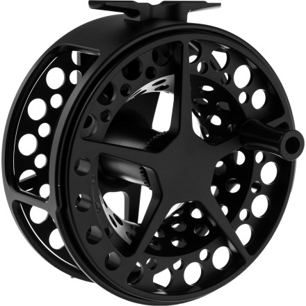 Flyfishing Lamson designed the Arx Fly Reel specifically for the spey and switch casting crowd. Its full-cage reel, unique design, and functional palming section ensure a smooth, trouble-free spey cast so you're not dealing with your shooting head or running line getting caught in any gaps of the reel. - $439.00