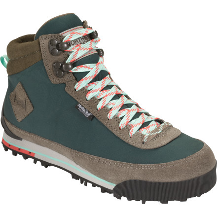 Just because it's winter doesn't mean you have to forgo your hipster style for big, furry boots or ultra-teched-out expedition boots. Instead, check out The North Face Women's Back-to-Berkeley II Boot. Retro style, waterproof features, IcePick lugs, insulation, and comfort combine to make sure warmth and solid traction happens all snowy winter long. - $71.97