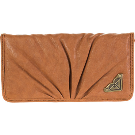 Surf Roxy Heart Shape Wallet - Women's - $21.00