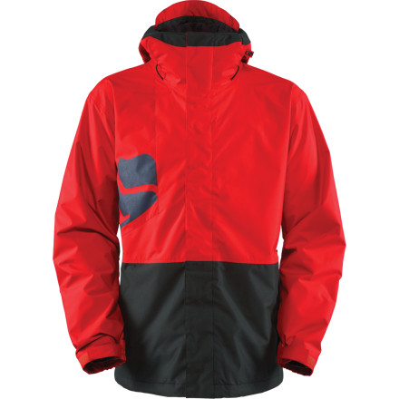 Snowboard With more features than a fully loaded German high performance luxury autobahn burner, the Bonfire Volt takes care of your every need all season without giving your accountant a cardiac. This waterproof breathable shell also looks good without screaming 'LOOK AT ME' with classic style and fit. - $76.48