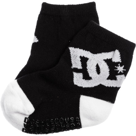 Motorsports DC Lifted Crib Sock - Infant Boys' - $4.25