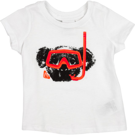 Surf Roxy Alamo Freeze T-Shirt - Short-Sleeve - Infant Girls' - $11.20
