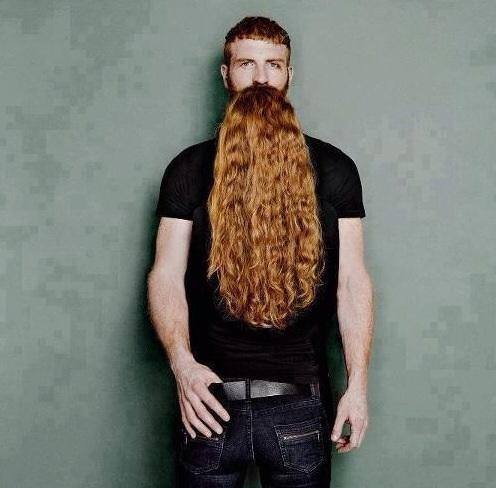 Entertainment 2-person beard