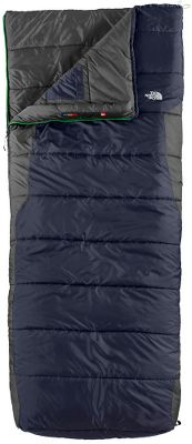 Camp and Hike Rectangular sleeping bag has room to stretch and plenty of Heatseeker insulation for camping trips in temperatures down to 20F. Versatile sleeping bag fully unzips for connecting to another bag or for use as a blanket. Soft, ripstop polyester construction. Internal watch pocket. Includes stuff sack. Imported. - $54.88
