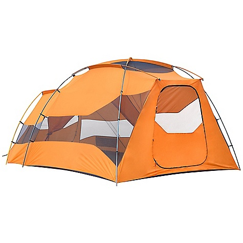 Camp and Hike Free Shipping. Marmot Capstone 6 Person Tent DECENT FEATURES of the Marmot Capstone 6 Person Tent DAC DA17 Poles Full Coverage Fly Fully Taped Fly and Canopy Floor Color Coded in.Easy Pitchin. Clips and Poles Removable Hanging Organization Pockets for Vestibule Reflective Guy Out Points Removable Room Divider Multiple Fly Vents for Moisture Dissipation Removable Doormat The SPECS Capacity: 6 Person Floor Area: 120.8 square feet / 11.2 square meter Minimum Weight: 20 lbs 12 oz / 9412 g Pack Weight: 22 lbs 6 oz / 9490 g Dimension: (H x W x L): 76 x 116 x 163in. / 193 x 294.6 x 414 cm Vestibule Area: 24.84 square feet / 2.31 square meter Packed Size: 28 x 10in. / 71.1 x 25.4 cm Number/Pole Type: 5 / DAC DA17 14.5mm/12mm Fly: 68d 100% Polyester 1800mm W/R, F/R Canopy: 40d 100% Polyester No-See-Um Mesh F/R / 70d 100% Polyester Taffeta F/R Floor: 150d 100% Nylon Oxford, 3000mm, W/R, F/R - $598.95