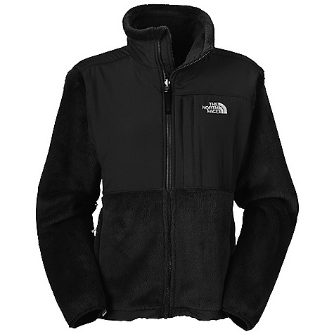 On Sale. Free Shipping. The North Face Women's Denali Thermal Jacket DECENT FEATURES of The North Face Women's Denali Thermal Jacket Standard fit Zip-in compatible Abrasion-reinforced shoulders and chest Napoleon chest pocket Two hand pockets Bound cuffs Hem cinch-cord The SPECS Average Weight: 34.0 oz / 680 g Center Back Length: 26.25in. Body: 234 g/m2 (6.9 oz/yd2) Polartec Thermal Pro - 100% polyester high loft fleece, Abrasion: 70D 85 g/m2 (2.5 oz/yd2) plain weave polyester This product can only be shipped within the United States. Please don't hate us. - $149.99