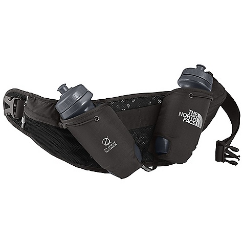 Entertainment Free Shipping. The North Face Enduro Belt 2 DECENT FEATURES of The North Face Enduro Belt 2 Super-breathable E-VAP foam covered with silky, skin-friendly mesh Two large zippered hipbelt pockets with key fob Simple, elegant bungee bottle keeper holds hydration in place Offset waist-buckle placement enhances comfort Reflective hits improve visibility The SPECS Average Weight: Belt: 5.8 oz / 165 g, Two Bottles: 5.2 oz / 150 g 210HT Cordura ripstop nylon, 70D mini-ripstop This product can only be shipped within the United States. Please don't hate us. - $49.95