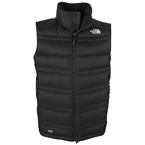 On Sale. Free Shipping. The North Face Men's Aconcagua Vest DECENT FEATURES of The North Face Men's Aconcagua Vest Zip-in compatible integration with complementing garments from The North Face Two secure zip hand pockets Hem cinch-cord The SPECS Average Weight: 17.28 oz / 490 g Center Back Length: 27.5in. Shell: 40D 65 g/m2 52% recycled, 48% polyester ripstop Insulation: 550 fill goose down This product can only be shipped within the United States. Please don't hate us. - $73.99