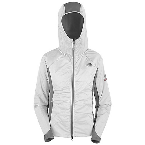 On Sale. Free Shipping. The North Face Women's Super Zephyrus Hoodie DECENT FEATURES of The North Face Women's Super Zephyrus Hoodie Fabric wind permeability rated at 2 CFM Attached, partially insulated, bound hood Pontetorto fleece paneled into sides, hood and hem for comfort and mobility Reverse-coil zips Two alpine pockets Bound cuffs with thumb loops The SPECS Average Weight: 13.8 oz / 390 g Center Back Length: 25in. 20D 40 g/m2 (1.17 oz/yd2) 100% nylon ripstop overlay, 241 g/m2 92% polyester, 8% elastane Pontetorto jersey knit This product can only be shipped within the United States. Please don't hate us. - $119.99