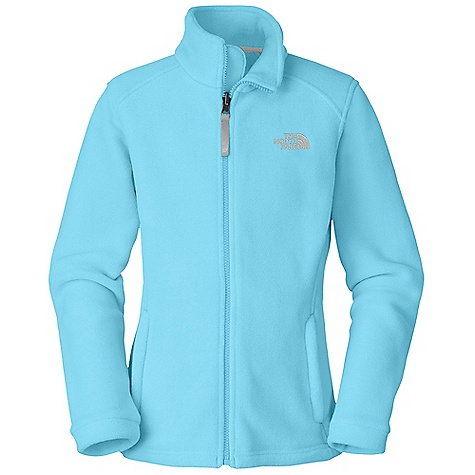 Free Shipping. The North Face Girls' Lil' RDT Fleece Jacket DECENT FEATURES of The North Face Girls' Lil' RDT Fleece Jacket Zip-in and snap-in compatible Zip hand pockets Stormflap ID label Embroidered logo at left chest and back right shoulder The SPECS Average Weight: 11.9 oz / 336 g Center Back Length: 22.75in. 150D x 75D 275 g/m2 100% polyester fleece-25% Cocona Minerale yarn This product can only be shipped within the United States. Please don't hate us. - $74.95