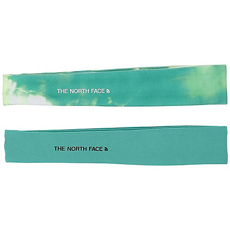 The North Face Tadasana Headband DECENT FEATURES of The North Face Tadasana Headband Gripper elastic interior VaporWick The SPECS Shell: 92% recycled polyester, 8% Lycra elastane Lining: Gripper elastic This product can only be shipped within the United States. Please don't hate us. - $25.00