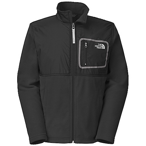 Free Shipping. The North Face Boys' Peril Glacier Track Fleece FEATURES of The North Face Boys' Peril Glacier Track Fleece Extremely durable, pill-resistant surface Lightweight warmth Reflective zip pull at center front Zip chest pocket with screen-printed detail On-seam hand pockets Heat-transfer logo at left chest - $54.95
