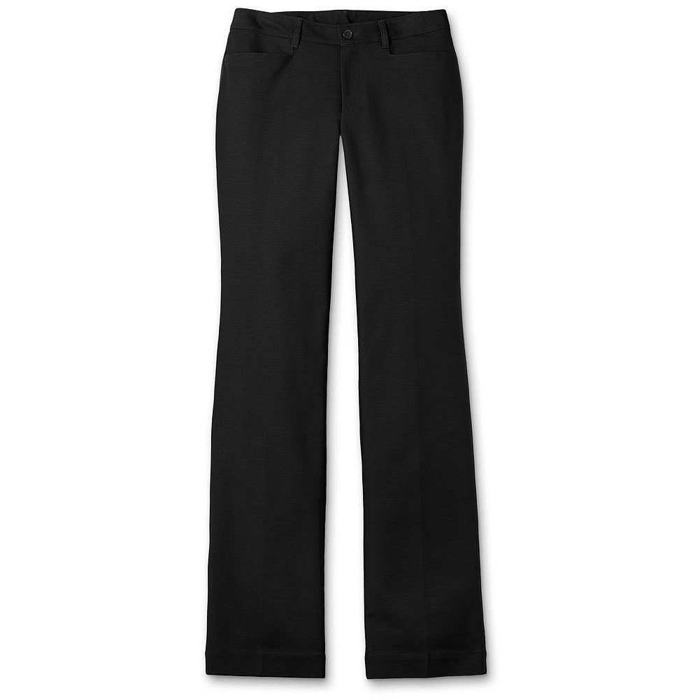 Entertainment Eddie Bauer Blakely Fit Premium Cotton Stretch Pants - We listened to your comments and requests, and spent hundreds of hours refining and improving our Blakely cotton stretch pants to give you the most flattering and comfortable fit possible. We added more room through the seat and thigh for a smooth, curve-friendly fit, and brought the waist in slightly to eliminate gapping. They're made of a machine-washable blend of cotton and spandex for exceptional comfort and shape retention, and finished with a straight leg. Imported. - $19.99