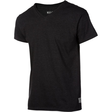 Surf Comfortable as passing out on a cool, sandy beach, the Billabong Men\342\200\231s V-Essential T-Shirt uses a blend of cotton and polyester to wrap you in its loving arms. - $19.95