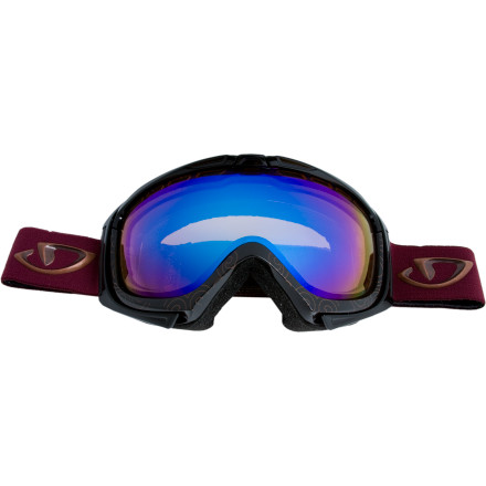 Ski No other goggle were aware of has an interchangeable lens system as easy as the Pop Top on the Giro Manifest Goggle. You cant shotgun these like your favorite brew, but you can appreciate the reduced chance of stress on both the frame and lens when weather conditions require a different tint. - $114.93